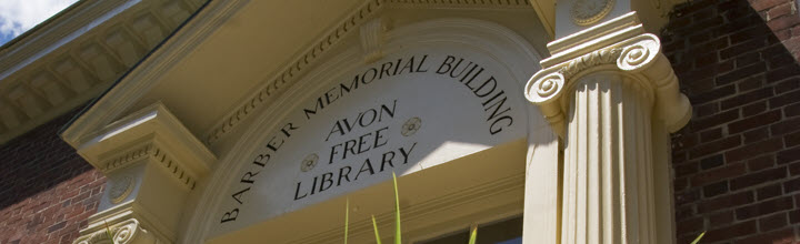 Picture of the Avon Free Library